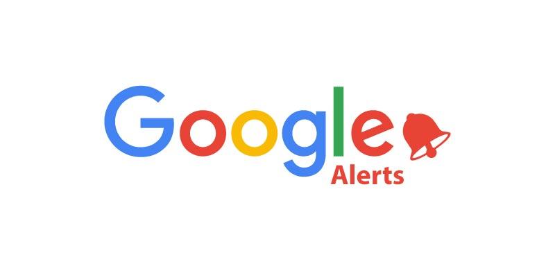 Alertas do Google